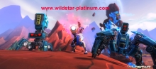 Wildstar Screen